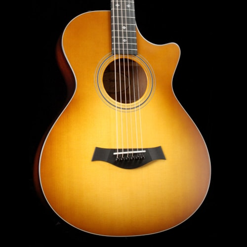 2018 Taylor 312ce 12-Fret LTD Honey Sunburst 2018