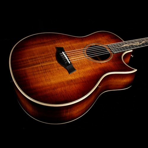 2018 Taylor K26ce Koa Acoustic Guitar 2018 Shaded Edgeburst Brand New $4,799.00