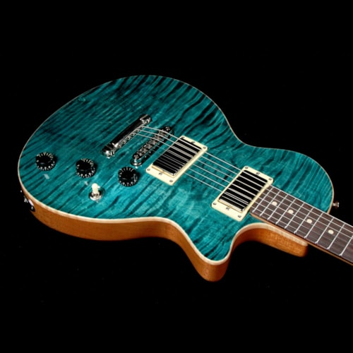 2018 Tom Anderson Bobcat Electric Guitar 2018 NAMM Display Cajun Teal Brand New $4,157.23