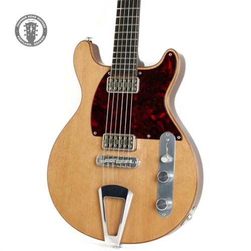 2018 Zeller Deluxe with Exotic Woods and Ulyate Wide'tron Pickups