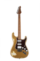 2019 10S ICC Modern HSS Relic w/ Roasted Maple Neck