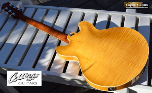 2019 Collings I-30 LC Blonde