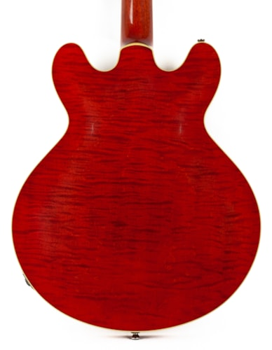 2019 Collings I-35 LC Aged Cherry over Flame Maple