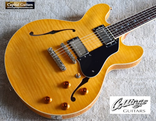 2019 Collings I-35LC Blonde Lollar Imperials