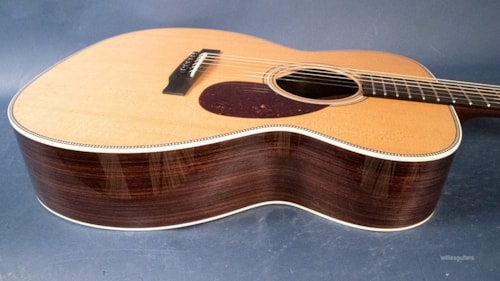 2019 Collings OM2H Baked Natural