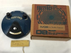 2019 Dustin Francis Fuzz Face 1970 Style BC-108