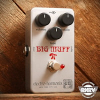 2019 Electro-Harmonix Ram's Head Big Muff Pi Distortion/Sustainer