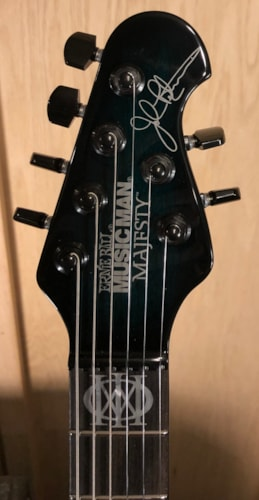 2019 Ernie Ball Music Man Majesty Enchanted Forest