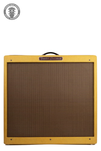 2019 Fender '59 LTD Bassman Tweed