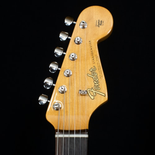 2019 Fender American Original '60s Stratocaster 3-Color Sunburst (2069)