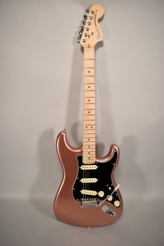 2019 Fender American Performer Stratocaster Penny Finish Electric Guitar