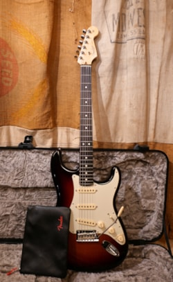 2019 Fender American Professional Series Stratocaster
