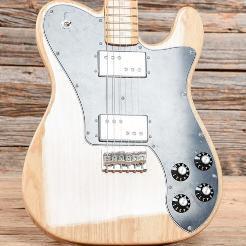 Fender American Vintage Thin Skin '72 Telecaster Deluxe Natural 2019