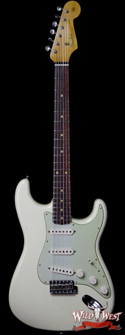 2019 Fender Custom Shop 1961 Stratocaster Journeyman Relic with Dirty Neck
