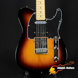 2019 Fender Deluxe Nashville Tele with Maple Fingerboard