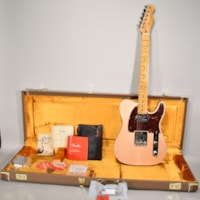 2019 Fender Rarities Flame Maple Top Chambered Telecaster