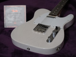 2019 Fender Telecaster Jimmy Page (1959 Reissue)