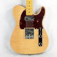 2019 Fender USA Rarities Flame Maple Top Chambered Telecaster American Tele Limited Edition Shawbucker