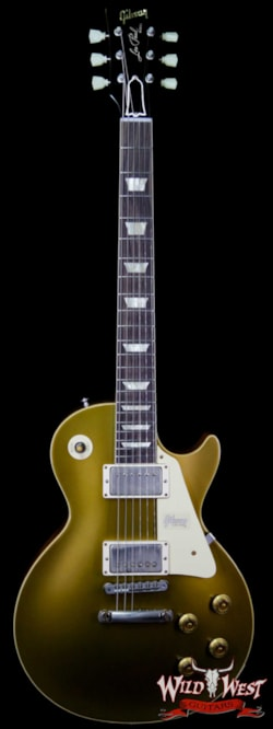 2019 Gibson Custom Shop 1957 Les Paul Goldtop Reissue VOS '57 Natural Back