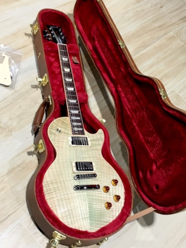 2019 Gibson Les Paul Std. Ltd. Run