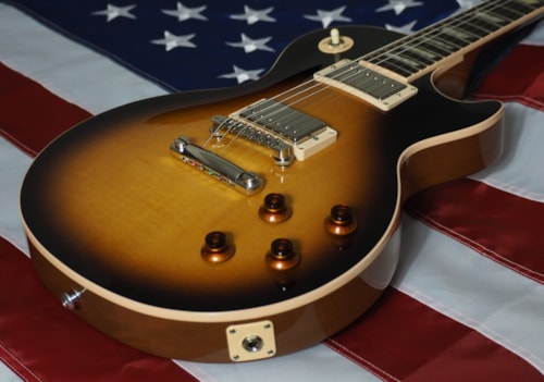 2019 Gibson Les Paul Traditional Dark Burst