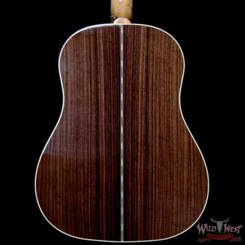 2019 Gibson Montana J-45 Deluxe Rosewood Back & Side Rosewood Burst Rosewood Burst