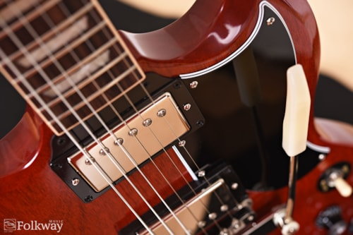 2019 Gibson SG Standard '61 Maestro Vibrola, Like-New Condition, Canadian $2095