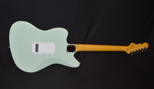 2019 G&L Tribute Doheny Surf Green