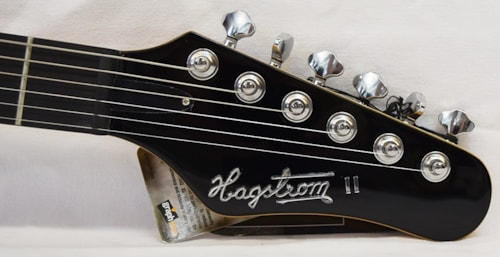 2019 Hagstrom Retroscape H-2 Gloss White