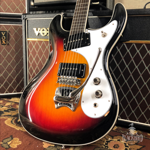 2019 Hallmark '60 Custom Sunburst