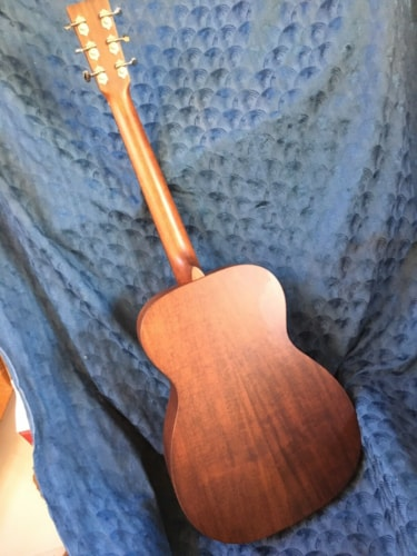 2019 Martin 00-15M Mahogany open box special, new with warranty