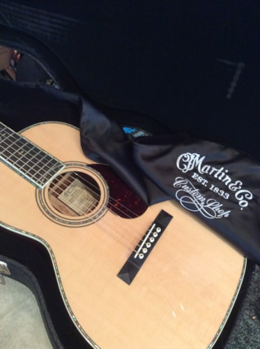 2019 Martin 00-42SC John Mayer natural