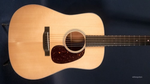 2019 Martin D-18 Authentic 1939 Natural
