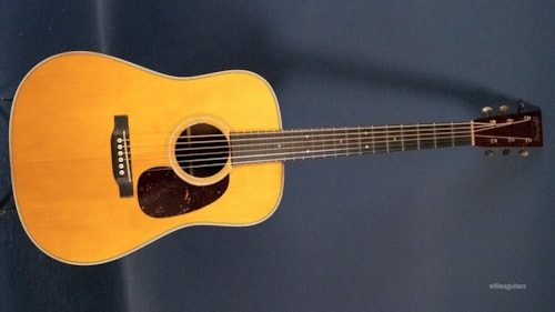 2019 Martin D-28 Authentic Aged Natural