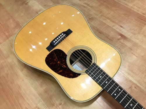 2019 Martin D-28 Bigsby Acoustic Guitar