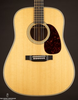 2019 Martin D-28 Modern Deluxe (USED, )