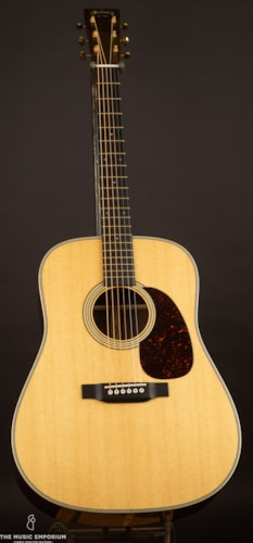 2019 Martin D-28 Modern Deluxe (USED, ) Natural/Blonde