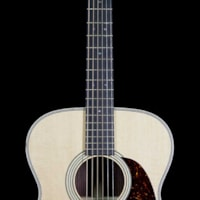 2019 Martin USA 000-28 Modern Deluxe East Indian Rosewood with Ebony Fingerboard