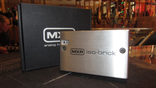 2019 MXR Iso Brick Chrome