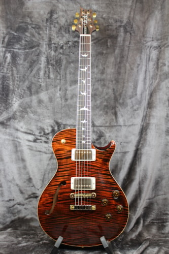 2019 Paul Reed Smith McCarty SC-594 Semi-Hollow Orange Tiger