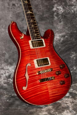 2019 PRS McCarty 594 Semi-Hollow Limited 10 Top