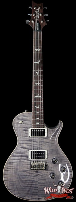 2019 PRS - Paul Reed Smith PRS Core Model Mark Tremonti Signature Rosewood Fingerboard Faded Gray Black