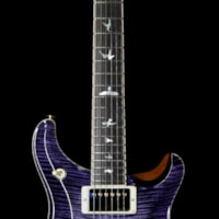2019 PRS - Paul Reed Smith PRS Private Stock # 7826 McCarty 594 Trem Flame Top Brazilian Rosewood Board Purple Mist Glow