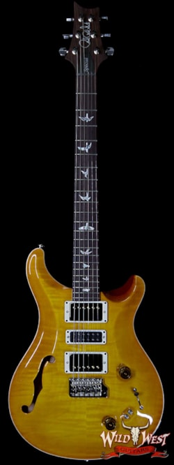 2019 PRS - Paul Reed Smith PRS Semi-Hollow Limited Edition Special 22 Rosewood Fingerboard McCarty Sunburst