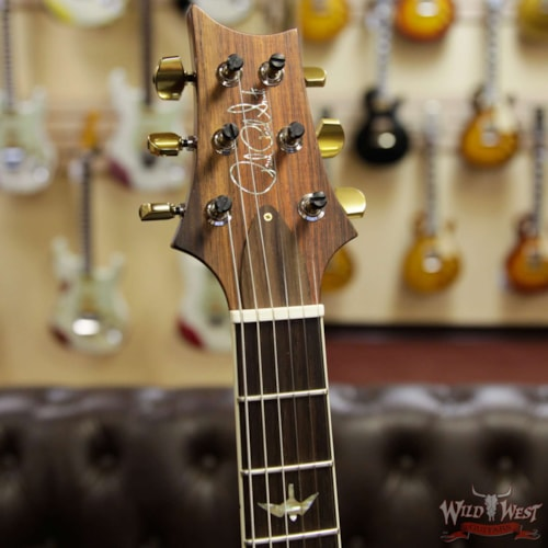 2019 PRS - Paul Reed Smith PRS Wild West Guitars 20th Anniversary Limited Run # 22 of 40 Wood Library Artist Package Semi-Hollow McCarty 594 Blood Orange Blood Orange