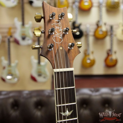 2019 PRS - Paul Reed Smith PRS Wild West Guitars 20th Anniversary Limited Run # 23 of 40 Wood Library Artist Package Semi-Hollow McCarty 594 Charcoal Cherry Burst Charcoal Cherry Burst