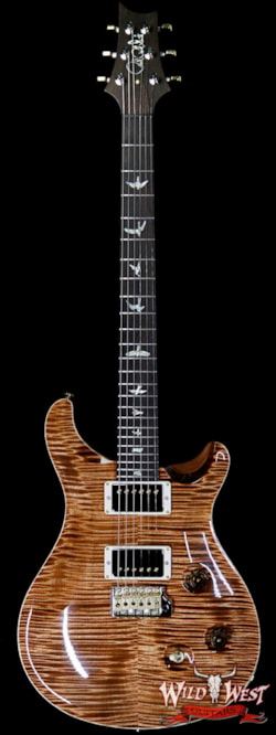 2019 PRS - Paul Reed Smith PRS Wild West Guitars 20th Anniversary Limited Run # 40 of 40 Wood Library Artist Package Custom 24 Brazilian Rosewood Fingerboard Copperhead