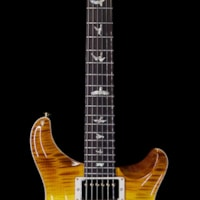 2019 PRS - Paul Reed Smith PRS Wild West Guitars 20th Anniversary Limited Run # 5 of 40 Wood Library Artist Package Hollowbody I Piezo HB1 Beach Cross Fade(Private Stock Color)
