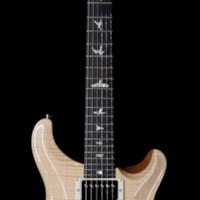 2019 PRS - Paul Reed Smith PRS Wood Library 10 Top Custom 24 Flame Maple Top w/ Brazilian Rosewood Fingerboard Natural
