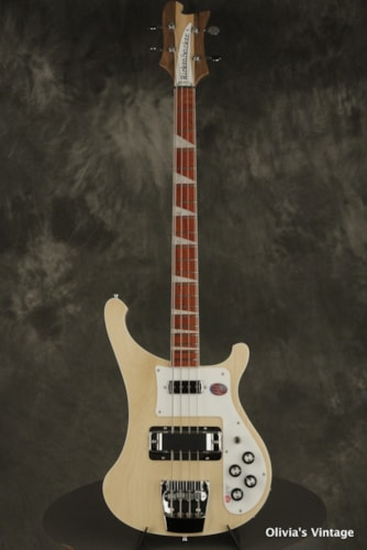 2019 Rickenbacker 4003 Bass MAPLEGLO unplayed/NEAR MINT!!!